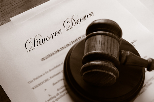 Legal Divorce And Family Court Documents - Alexander Mediation Group