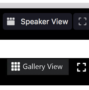 speaker or gallery